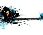 Obrázek - Grafity žena