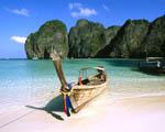 Obrázek - Báječná zátoka v Thajsku