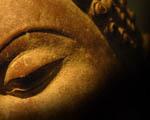 Obrázek - Hlava sochy spícího bojovníka