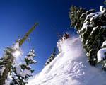 Obrázek - Extrémní lyžování v Montaně USA