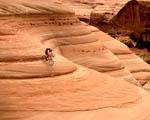 Obrázek - Extremní sjezd na horském kole