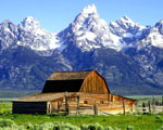 Obrázek - Barnsova osada u Grand Tetons