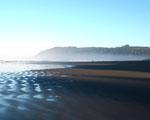 Obrázek - Pláž Cannon při odlivu