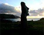 Obrázek - Socha Moai na Velikonočních ostrovech