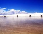Obrázek - Bílé pláže v Novém Mexiku