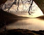 Obrázek - Výhled na jezero Loch Lomond