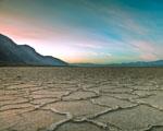 Obrázek - Vysušené dno jezera