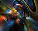 Abstrakce v 3D světě