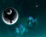 Obrázek - Překrásné místo ve vesmíru
