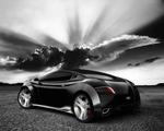 Obrázek - Audi koncept černé