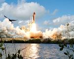 Obrázek - Start raketoplánu