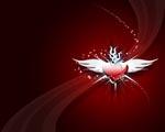 Obrázek - Srdce v plamenech