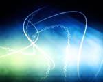 Obrázek - Zářivá abstrakce barev