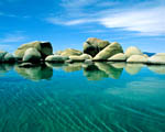 Obrázek - Jezero Tahoe v Nevadě