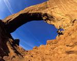 Obrázek - Turistika po národním parku v Utahu