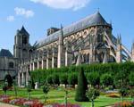 Obrázek - Katedrála St. Etienne Bourges ve Francii