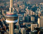Obrázek - CN Tower v Torontu Kanada
