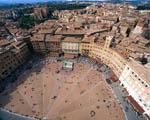 Obrázek - Náměstí Piazza del Campo Siena Itálie