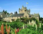 Obrázek - Cawdor Castle ve Skotsku