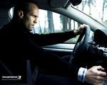 Obrázek - Jason Statham při řízení Audi ve filmu Transporter 3