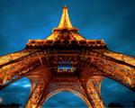 Dech beroucí Eifelova věž