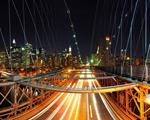 Obrázek - Město New York v noci