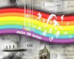 Obrázek - Život je barevná hra