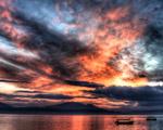 Obrázek - Jezero Chapalajalisco v Mexiku