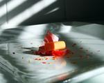 Obrázek - Drobky na talíři