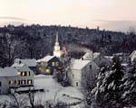 Obrázek - Vánoce v Nové Anglii