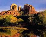 Obrázek - Skalní katedrála v Arizoně