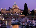 Obrázek - Parlament Victoria Britská Kolumbie