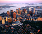 Obrázek - Výhled na Boston