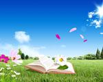 Obrázek - Pestrobarevný svět knihy