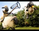 Obrázek - Ovečka Shaun chytá Timmyho