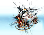 Obrázek - Totální abstrakce naruby