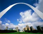 Obrázek - Nejvyšší monument v USA Gateway arch