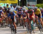 Obrázek - Cyklistický závod ve Francii