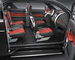 Obrázek - Interiér vozu Dodge Rampage koncept