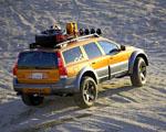 Obrázek - Volvo XC 70 zadní pohled
