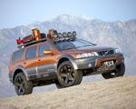 Obrázek - Pohled zpředu na Volvo koncept