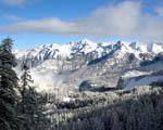 Obrázek - Krásné horské panorama