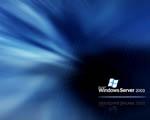 Obrázek - Microsoft Windows Server 2003 Logo
