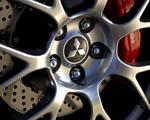 Obrázek - Detail kola Mitsubishi Lancer