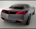 Obrázek - Acura koncept sportovního vozu