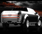 Obrázek - Ford F 250 super chief koncept