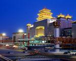 Obrázek - Západní Peking v noci
