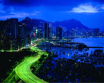 Obrázek - Honkongská noční jízda