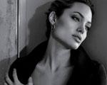 Obrázek - Portrét krásné Angeliny Jolie