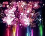 Obrázek - Pestrobarevný Nový rok